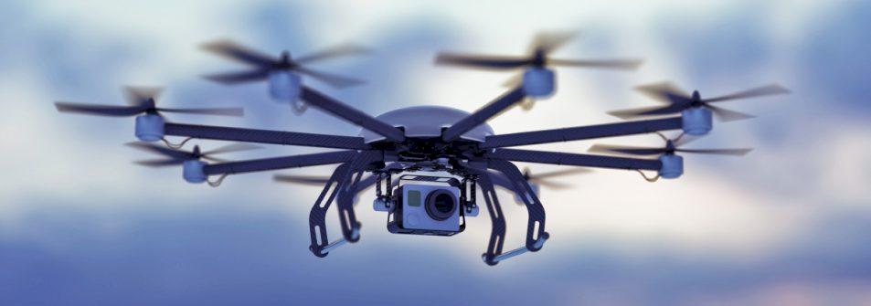 6 tips voor drones op je event