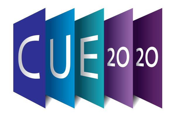 CUE 2020