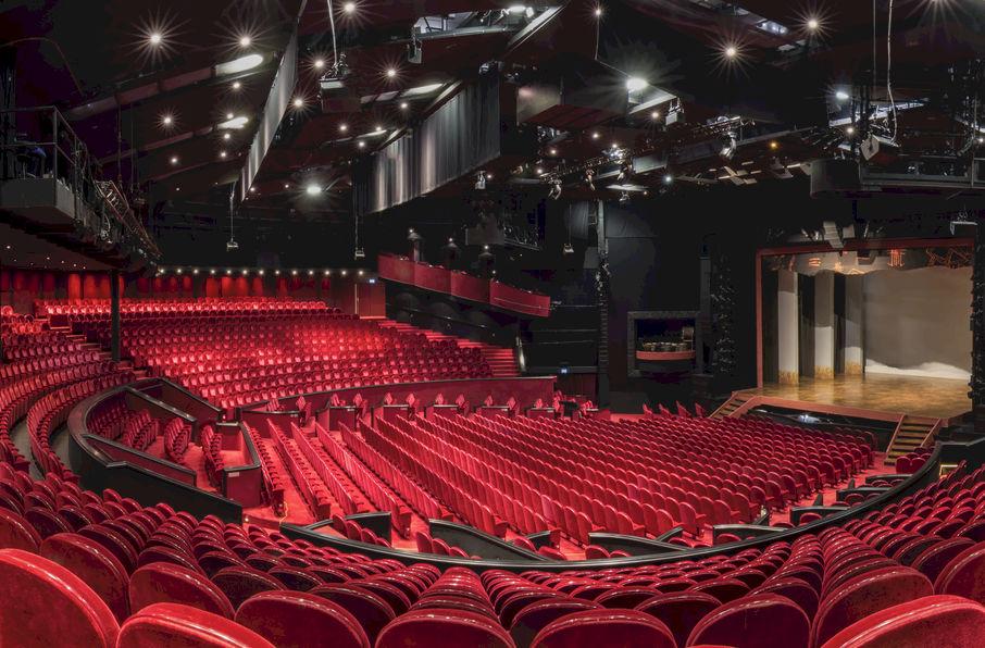 Afas Circustheater Theater Den Haag Reviews Offerte