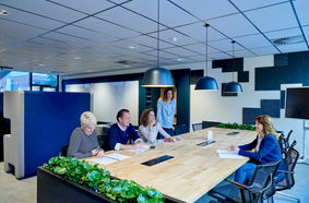 Aristo meeting center Amsterdam