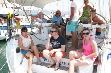 Special Feeling sailing charters