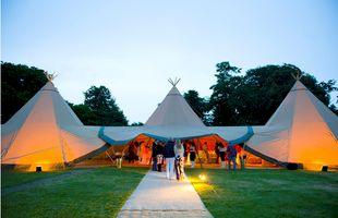 Zweedse tenten Nordic Tipi