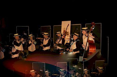 Armanis Walking Jazz Band