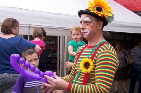 Petje de clown