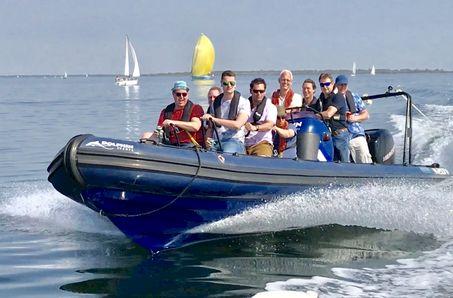 RIB-adventure & Dolphin Events