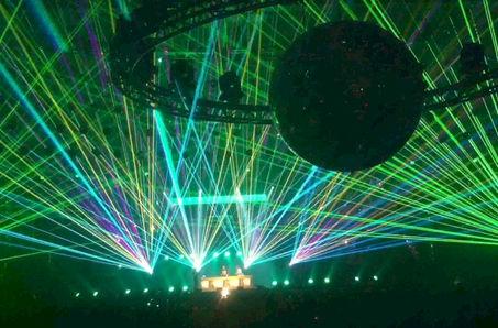 Laser-Light