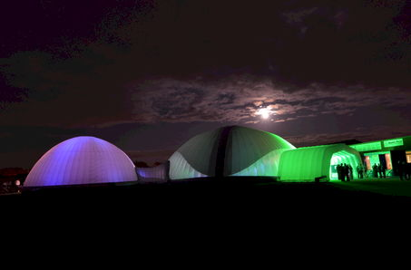 Evolution Dome Benelux