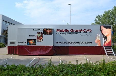 Mobile Grand Café bv - VIPtruck
