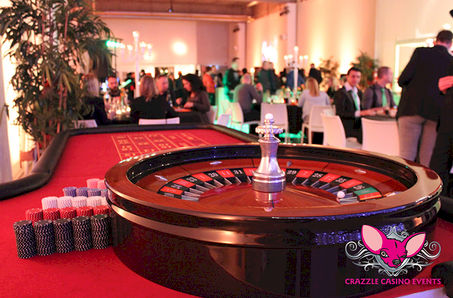 Crazzle Casino Events