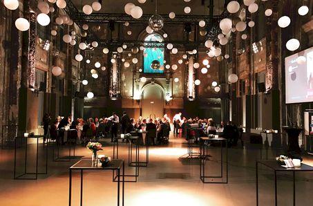 Zaal AthenA - Koninklijk Atheneum Antwerpen