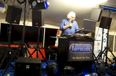 DJ Barracuda