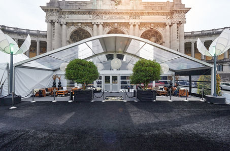 Kerkhofs Tent-Renting