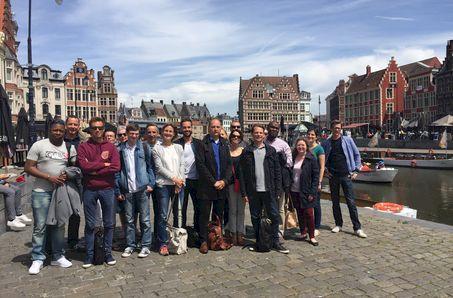 Discover Belgium