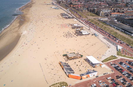 The Hague Beach Stadium