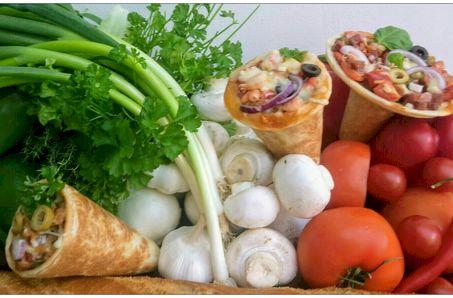 Cono Belgium - Pizzahoorntjes Foodtruck