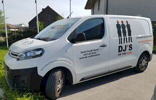 Dj's on the road