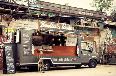 Berlins Tasty Foodtruck