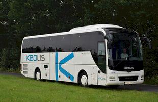 Event shuttle - Keolis travel groep