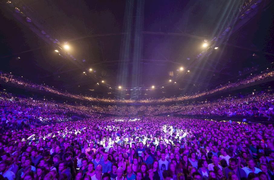 Sportpaleis Antwerpen Concertzaal Merksem Reviews