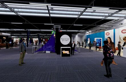 Bridge Event & Exhibition Facilities bouwt 1e online beurs in Virtual Reality. - Foto 1