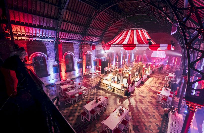 Cirque Roeyale - Foto 1