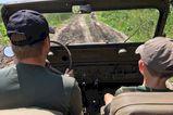 Geef opa een rit met een willys jeep cadeau ! - Foto 2