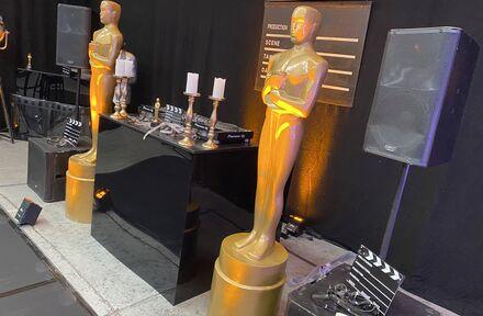 Kubo Black in combo met Hollywood decoratie - Foto 1