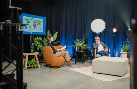 Driven by health, een public livestream proudly powered by MoJuice  - Foto 1