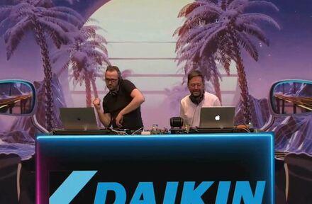 Exclusieve Virtual Party DJ's Knightriders Cocktailworkshop Aperobox - Foto 1