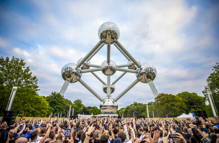Wat is er meer Belgisch dan het Atomium en het feesten? - Foto 1