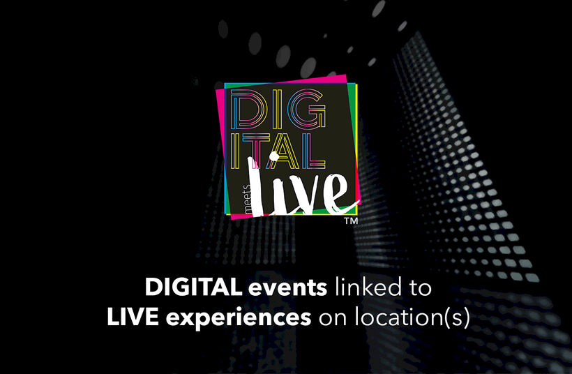 Fast Forward introduceert Digital meets Live - Foto 1