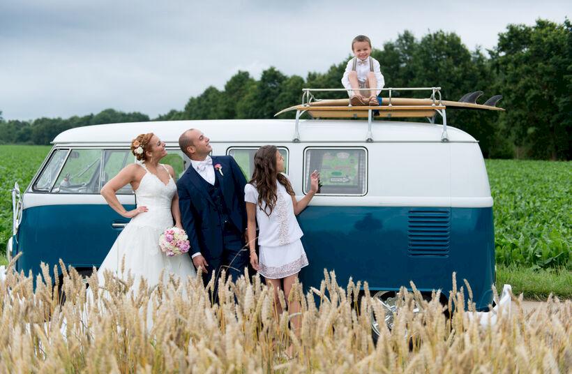 Huwelijksfotografie - Foto 1