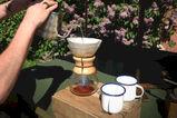 Mobiele koffiebar in army stijl - Foto 3