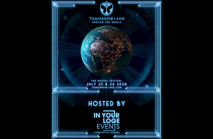 In Your Loge Events hosting Tomorrowland Around the World - Digital festival - Foto 1