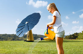 Zonne-energie op je event? Ontdek de Green Battery en Smartflower