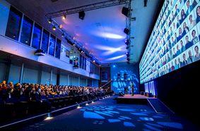 Proximus Lounge, een high-level eventlocatie in Brussel