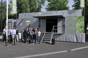 beMatrix lanceert uniek Europees roadshow concept: 'Route 62'