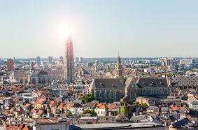 13 originele evenementenlocaties in Antwerpen