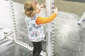 Nieuwe fabrikant modulaire standbouwprofielen