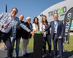 Trixxo nieuwe naamsponsor arena en theater van Sportpaleis Group in Hasselt