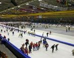 Neptunus bouwt trainingshal bij Thialf Stadion