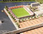 Dordrecht krijgt eigen 'ArenA-gebied'