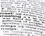 Definities zakelijke evenementen
