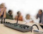 Router wordt goedkope vertaalinstallatie
