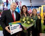 Amsterdam RAI verwelkomt 95 miljoenste bezoeker