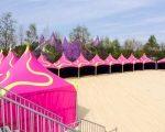 Zomerfestivals klaar voor de Green Mamba tenten