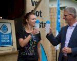 Keurmerk voor veilig drinkwater op evenementen