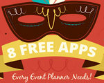 8 gratis apps die elke eventplanner nodig heeft [infographic]