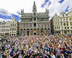 To The Point Events verwelkomt 3.000 festivalgangers tijdens Belgian Journey in Brussel