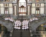 Flashmob ballerina's als ultieme marketing stunt